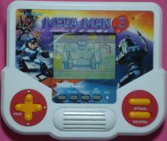 Retro Collectors: Tiger Electronics: Mega Man 3