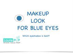 LauriePOP YouTube Channel blue eyes look