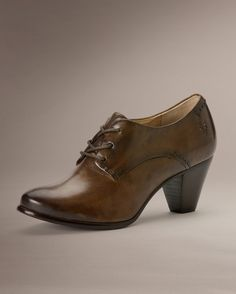 PHOEBE OXFORD $228.00 - The Frye Company