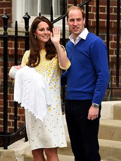 Princess Charlotte's Christening: Following a centuries-old tradition, HRH Princess Charlotte of Cambridge will be baptized an Anglican in a private ceremony on Sunday at St. Mary Magdalene Church near Norfolk, England, with proud parents Prince William and Duchess Catherine by her side.