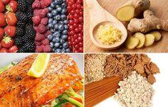 Antiinflammatorisk kost der renser din krop