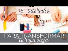 Looks and DIY - YouTube Youtube, Diy, Sewing, Cycling, Halloween, Ideas, Men's Shirts, Terracotta Floor, Shirt Sewing Patterns