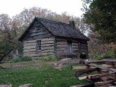 1850 Pioneer Farm