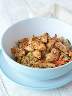 The Crazy Kitchen: Lemon Pepper Chicken (in the Actifry) Air Fryer Recipes Uk, Air Frier Recipes, Dog Food Recipes, Chicken Recipes, Healthy Recipes, Actifry Recipes, Crazy Kitchen, Fried Chicken Breast, Lemon Pepper Chicken