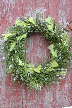 Hobbies And Crafts, Diy And Crafts, Twig Tree, Grapevine Wreath, Grape Vines, Flower Power, Origami, Floral Wreath, Wreaths