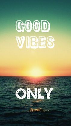 Only good vibes allowed #good #vibes #positive #vibrations #beach #peace