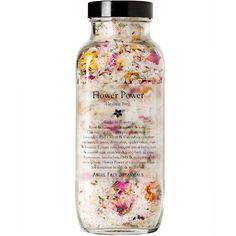 Flower Power Healing Bath Salts | Angel Face Botanicals (OP daptorquato)