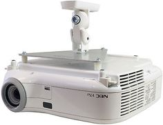 Projector Mounts and Stands: Projector Ceiling Mount For Epson Powerlite Home Cinema 2030 BUY IT NOW ONLY: $49.95