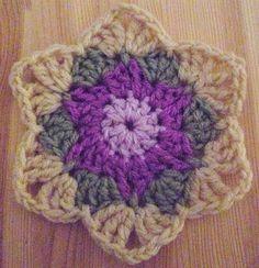 Crochet Star freebie, thanks so xox ☆ ★ https://www.pinterest.com/peacefuldoves/