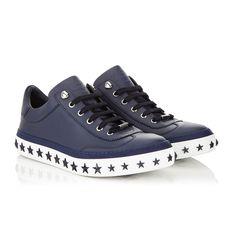 Sneakers  jimmychoo  JimmyChooAce  Navy Blue  White  Stars  GreatShoes   8b6f2f2c7