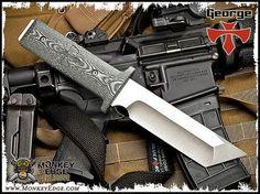 Кастомные тактические ,боевые ножи