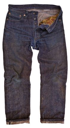 Californian Lot. 64 Okinawa Issue by Mister Freedom #denim #jeans