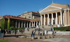 Jameson Hall at the University of Cape Town inspired by the Rotunda at the University of Virginia