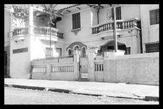 Década de 60 - Rua Tibério, bairro da Lapa.