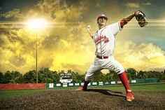 High School Senior - Baseball  Joshua Hanna Photography Cross Lanes, WV