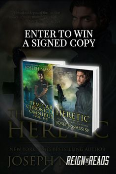Win a Signed Boxed Set from NY Times, USA Today Author Joseph Nassise