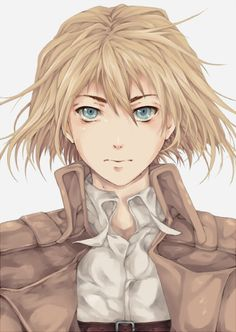 Attack on Titan - Armin by Hodremlin.deviantart.com on @deviantART
