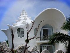 Shell house - not in our area but too cool not to share! I want to live there!!!!