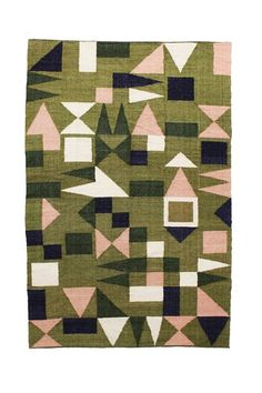 Check out the Zacapa Rug Large in Rugs, Rugs & Flooring from Grain for Fendi, Where To Buy Carpet, Palette, Nursery Rugs, Pink Rug, Large Rugs, Carpet Design, Living Furniture, Texture