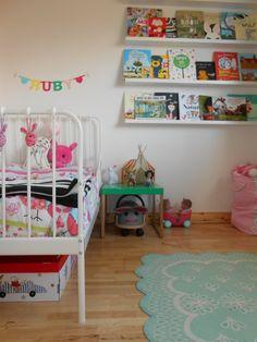 Ambientes Infantiles | Una habitación de niña con aires escandinavos | Ambientes infantiles | Ambientes Infantiles | Una habitación de niña con aires escandinavos