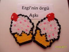 Cupcake, Crochet Earrings, Istanbul, Character, Models, Youtube, Art, Templates, Art Background