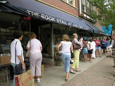 Just named Publisher's Weekly Bookstore of the Year! The (fabulous) Book Stall at Chestnut Court, located in Winnetka, Ill --> Read the article in PW here: tinyurl.com/7hoday2 via