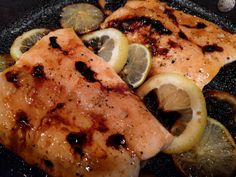 Grilled Triple Citrus Salmon - World Food Tour Canadian Grand Prix, Salmon Skin, Salmon Fillets, Grilling, Lime, Recipes, Food, Limes, Crickets