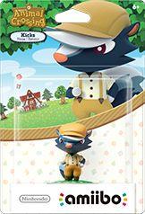 Kicks Amiibo Animal Crossing