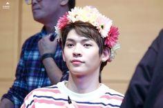 160213 UP10TION Daegu FansigningKuhnCr:  일루션  Do not edit