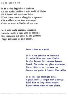Paul Eluard  da Ultime poesie d'amore