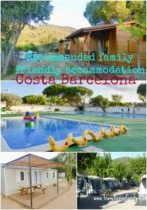 This article gives recommendations for family friendly campsites in Costa Barcelona (Calella, Malgrat de Mar and Caldes de Montbui) which have been tried and tested by mums!