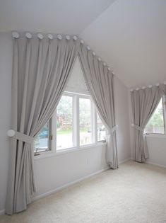 wir bekommen auch an ihre dachschr ge einen vorhang dran vorh nge pinterest dachschr ge. Black Bedroom Furniture Sets. Home Design Ideas