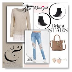 """""""Rosegal WInter outfit"""" by newoutfit ❤ liked on Polyvore"""