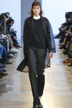 theyskens theory aw 14/15 http://www.vogue.co.uk/fashion/autumn-winter-2014/ready-to-wear/theyskens-theory/full-length-photos/gallery/1114062