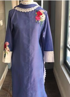 Book any color any size Order at 918968922443 Sizes available S to Shipping worldwide✈ Dress Indian Style, Indian Outfits, Pakistani Formal Dresses, Punjabi Suits, Salwar Suits, Embroidery Suits Design, Kurti Neck Designs, Bridal Blouse Designs, Party Wear Dresses