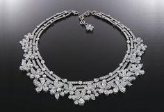 Bvlgari Jewelry | Bvlgari High Jewelry Diamond Necklaces - Photo 541522 / Coolspotters