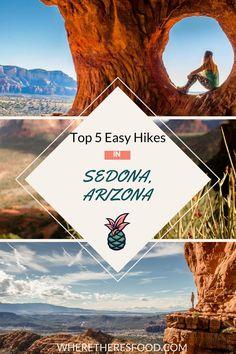 The Top 5 Easy Hikes in Sedona, Arizona