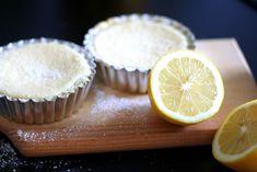 Sitruunapiirakka kondensoidusta maidosta