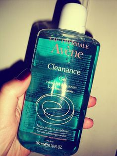 Avene Cleanance Gel (pH: 7.2)