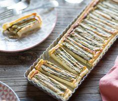 Et si vous organisiez un brunch à Pâques ? Découvrez toutes nos recettes, dont la délicieuse tarte asperges et parmesan