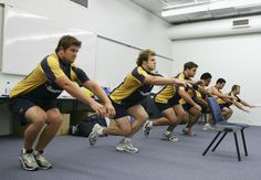 A Guide to Rugby Strength and Conditioning - Rugby World Rugby Training, Sports Training, Rugby Workout, Rugby Drills, Rugby Coaching, Conditioning Workouts, Training Motivation, Senior Fitness, Rugby Players
