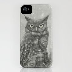 Everyone Gets Cold - Part Four  iPhone Case by Terry Fan - $35.00
