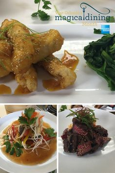 Morimoto Asia at Disney Springs Magical Dining Month menu options! Click to make reservations.