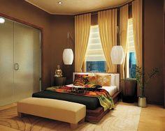 City Zen Space   Asian   Bedroom   Other Metro   Marie Burgos Design Part 78