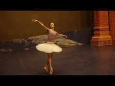 Svetlana Zakharova / Светлана Захарова - Breathtaking Rehearsal for LA BAYADÈRE - YouTube