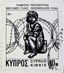 Postal Stamp - Cyprus