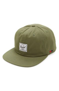 0e5a7974bb4 Albert Strapback Cap by HERSCHEL SUPPLY CO.