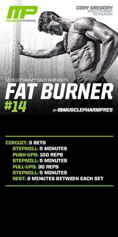 Fat Burner #14
