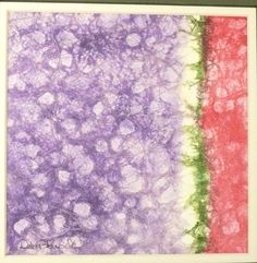 Steamboat Spring I Original Abstract Watercolor by PotsOnSale, $90.00