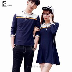 2016 Summer Hot Sale Preppy Style Korean Couple Clothes Lovers Holiday Slim Cute Sweet Stripe Matching Couple T Shirts Matching Couple Outfits, Matching Couples, Estilo Preppy, Couple Tees, Korean Couple, Preppy Style, Adidas Jacket, Cute Outfits, Fashion Outfits